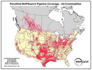 Commodity-pipelines